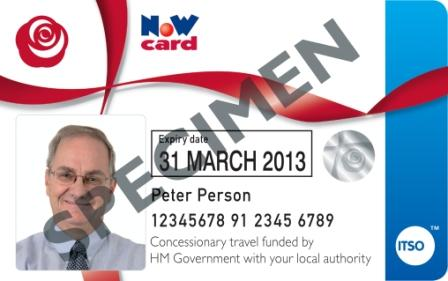 Sample Elderly NoWcard